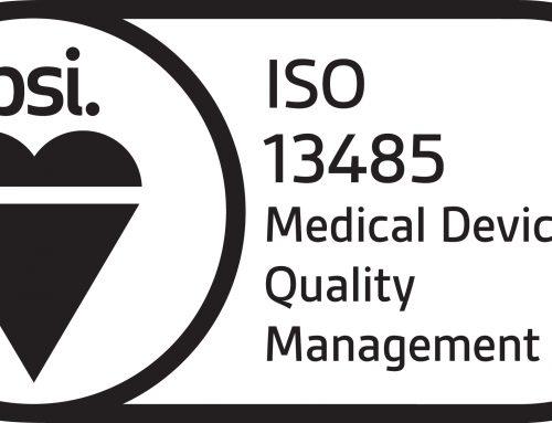Biosensia ISO13485:2012 Certification, March 2015